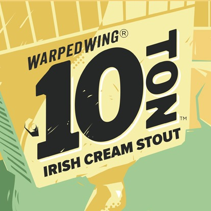 10 TON Irish Cream