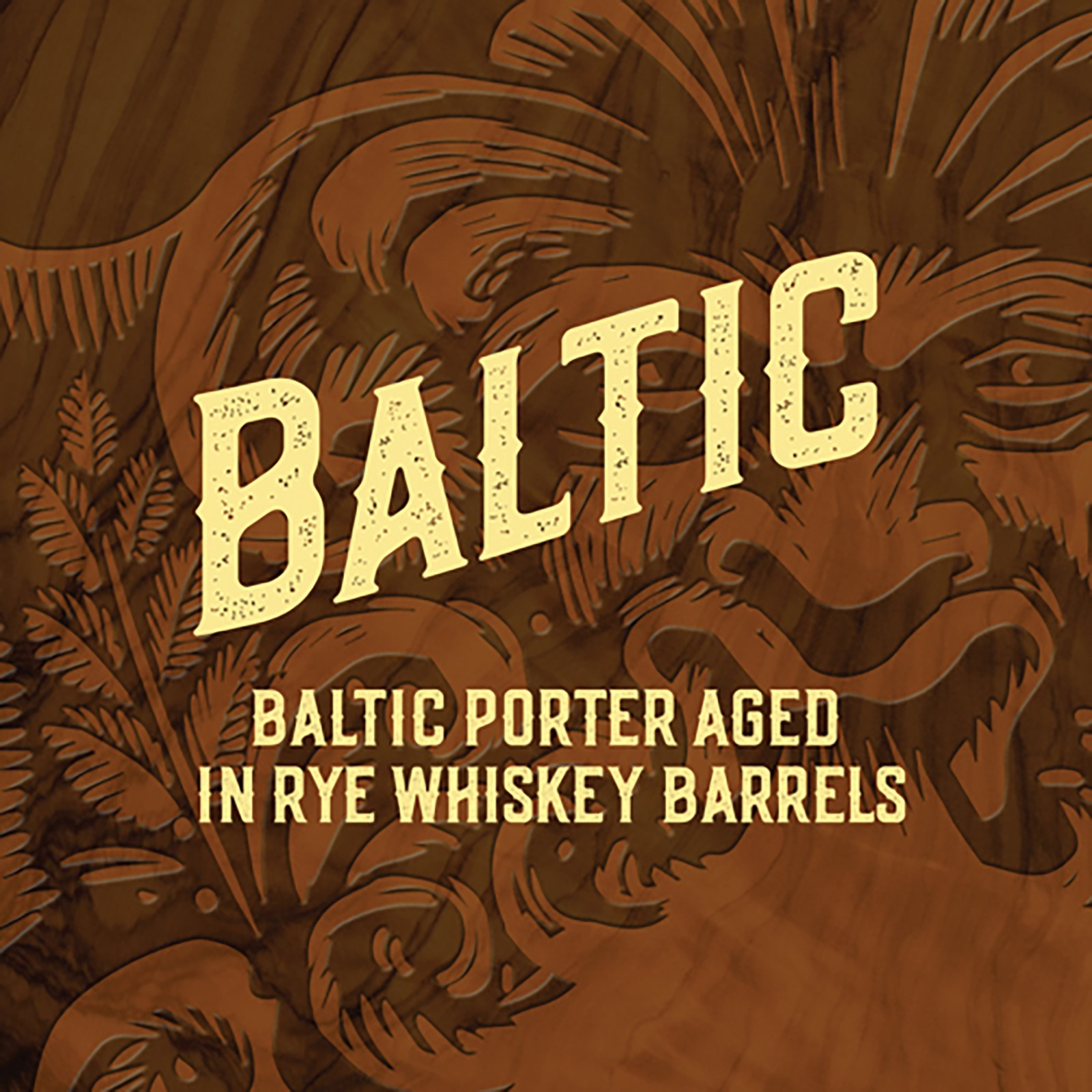 Rye Whiskey Baltic