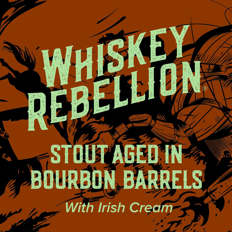 Irish Cream Whiskey Rebellion