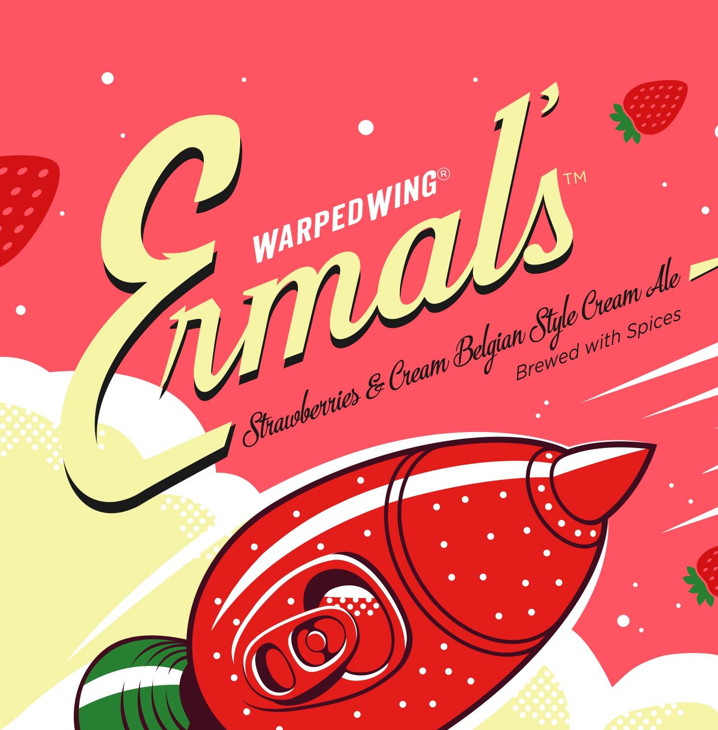 Ermal's Strawberries & Cream